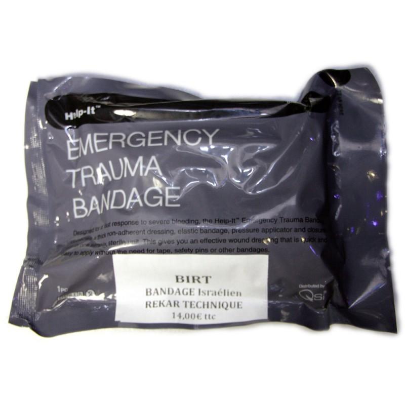 Bandage hémostatique