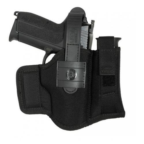 Holster Cordura® FB2 avec porte-chargeur sécurisé noir