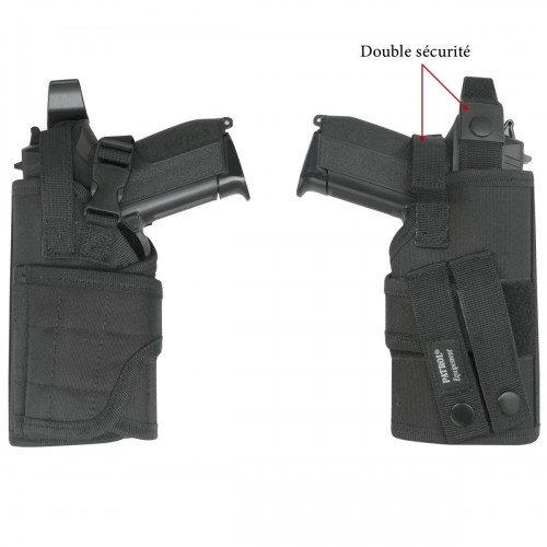 HOLSTER ATTACHES MOLLE