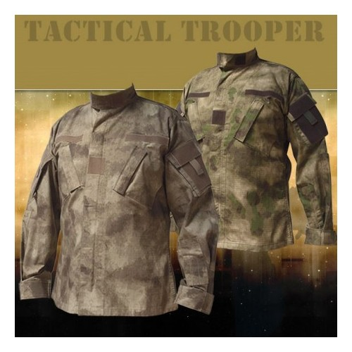 VESTE TREILLIS TACTICAL TROOPER