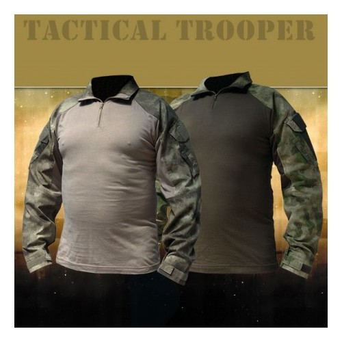 CHEMISE DE COMBAT TACTICAL TROOPER